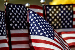 US Flags Stock Images