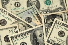 US-Geld Lizenzfreies Stockfoto