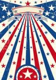US grunge background Stock Image