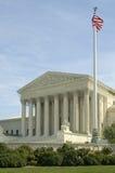 US-Höchstes Gericht stockfotografie
