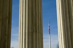 US-Höchstes Gericht im Washington DC Lizenzfreie Stockfotos