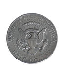 US Half Dollar Coin Royalty Free Stock Images