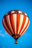 US hot air balloon Royalty Free Stock Image