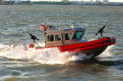 US-Küstenwache Stockfotos