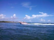 US Küstenwache Stockbild