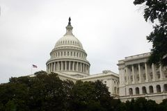 US-Kapitol lizenzfreie stockbilder