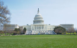 US-Kapitol-Gebäude Lizenzfreies Stockbild