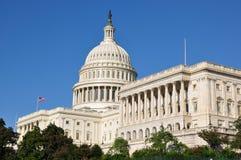 US-Kapitol-Gebäude Lizenzfreies Stockfoto