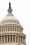US-Kapitol-Haube Lizenzfreies Stockfoto