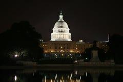 US-Kapitol im Washington DC Lizenzfreies Stockfoto
