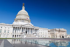 US-Kapitol, Washington DC stockbilder