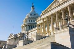 US-Kapitol in Washington Gleichstrom Stockbilder