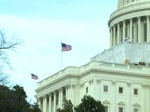 US-Kapitolgebäude, Washington DC stock footage