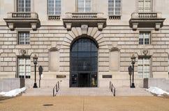 US-Klimaschutzorganisation, Washington DC lizenzfreies stockbild