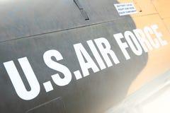 US-Luftwaffe-Markierung Lizenzfreie Stockfotografie