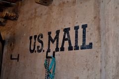 US Mail Royalty Free Stock Photos