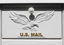 US Mailbox Royalty Free Stock Image