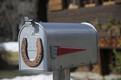 US Mailbox Royalty Free Stock Images