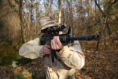 Us Marine Royalty Free Stock Photography