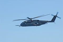 US-Marine Blackhawk Hubschrauber Lizenzfreie Stockfotografie