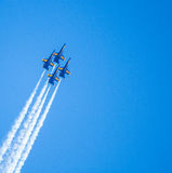 US-Marine-blaue Engel Airshow Stockfotos