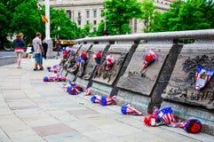US-Marine-Denkmal, USA stockfotos