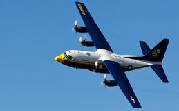 US-Marine Lockheed Martin C-130T Herkules Stockfotos