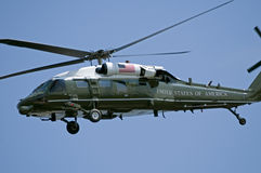 US Marine One Stock Photo