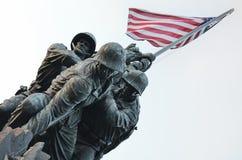 US-Marineinfanteriekorps Erinnerungs im Washington DC USA Lizenzfreie Stockbilder
