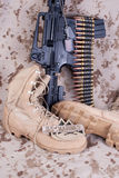 US Marines concept Stock Images