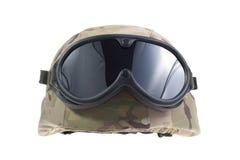 Us marines kevlar helmet Royalty Free Stock Photo