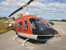 US Marines training helicopters Royalty Free Stock Image