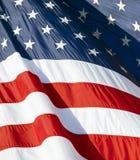 US-Markierungsfahne Stockfotos