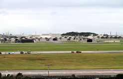 US military base in Okinawa Royalty Free Stock Photography