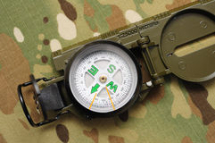 US military compass 10 Royalty Free Stock Photography