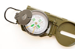 US military compass 2 Royalty Free Stock Image