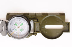US military compass 3 Stock Photo