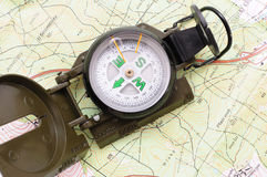 US military compass 6 Stock Images