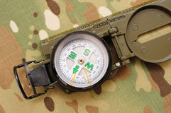 US military compass 9 Royalty Free Stock Image