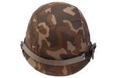 US military helmet Royalty Free Stock Photography