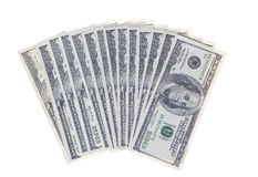 Us money Royalty Free Stock Image