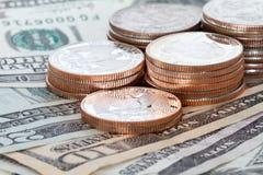 Us money Stock Photos