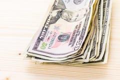 US money Stock Photo