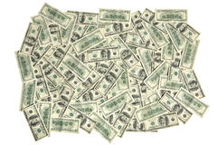US money Royalty Free Stock Photography