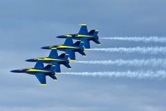 US NANY BLUE ANGELS Stock Image