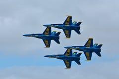 US NANY BLUE ANGELS Stock Photos