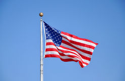 US National Flag Stock Image