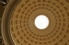 US National Gallery Dome Stock Images