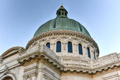 US Naval Academy Chapel. United States Naval Academy Chapel in Annapolis, Maryland stock images