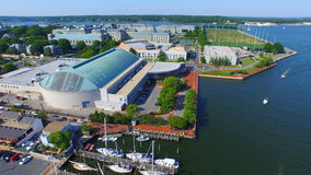 US Naval Academy Royalty Free Stock Photo